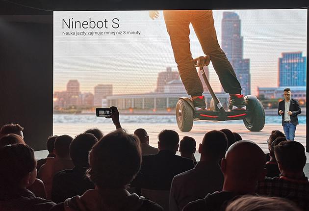 Xiaomi Ninebot S