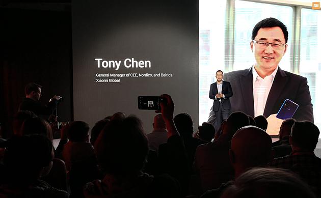 Mi menedżer Tony Chen