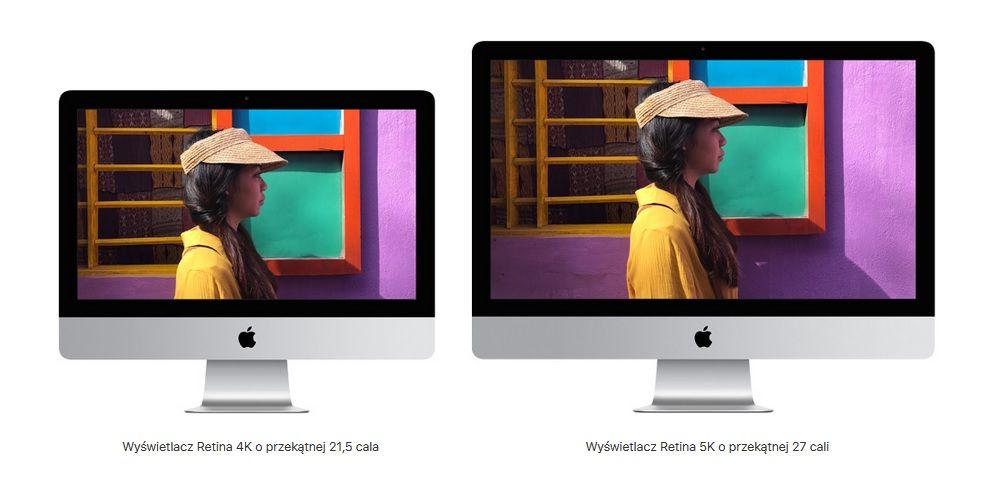 Apple iMac 21.5 i 27