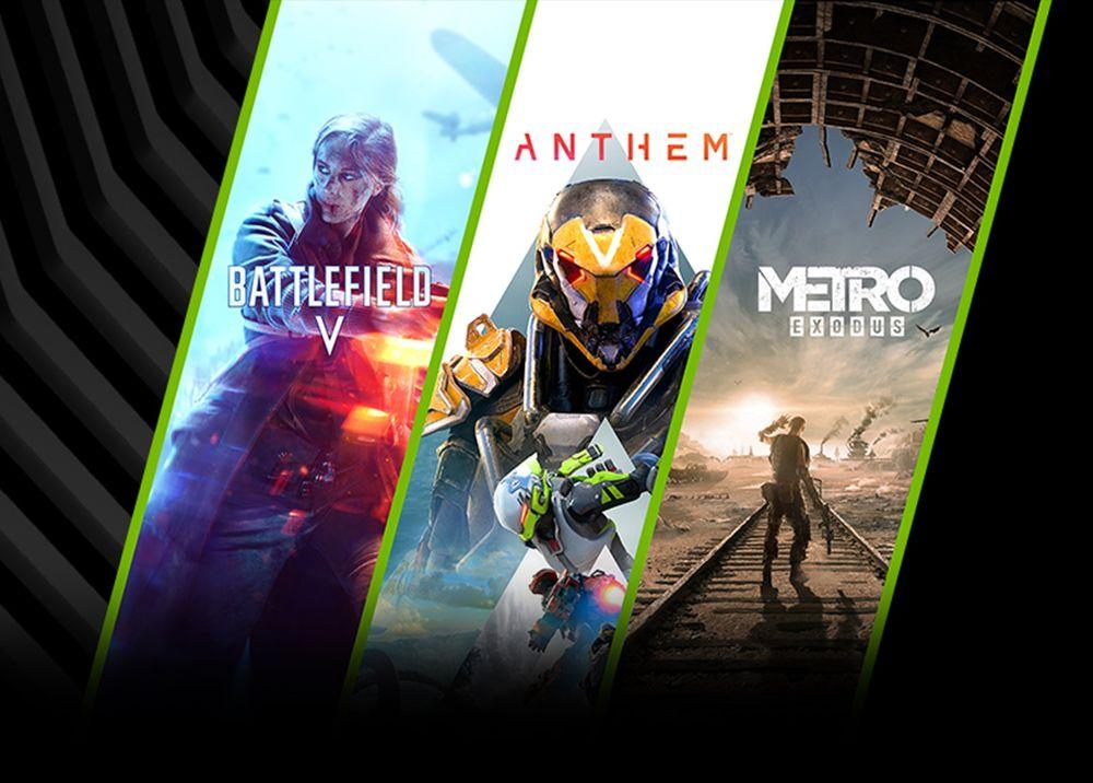 Nvidia RTX Triple
