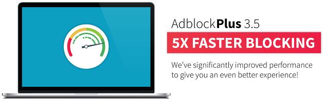Adblock Plus 3.5
