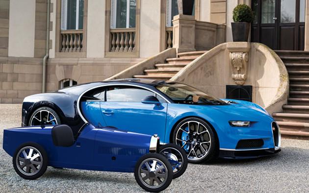 Bugatti Baby auto