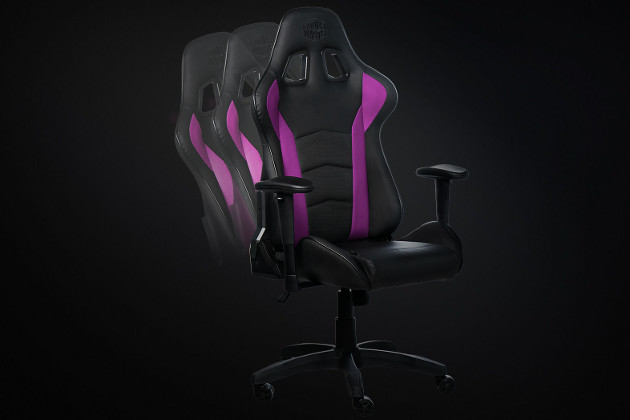 Cooler Master Caliber R1 fotel ergonomia