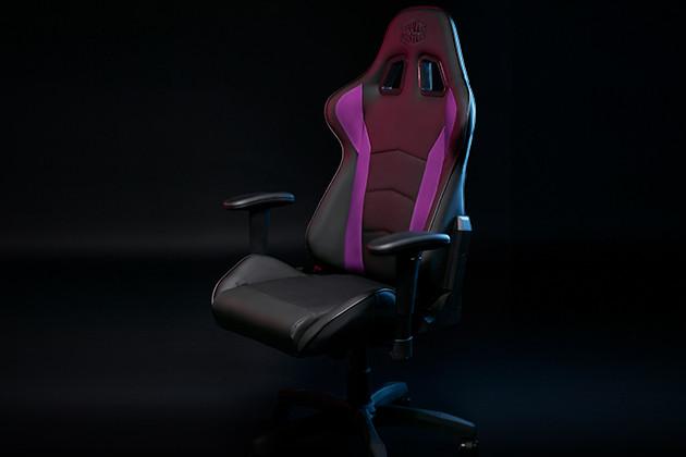 Cooler Master Caliber R1 fotel wygląd