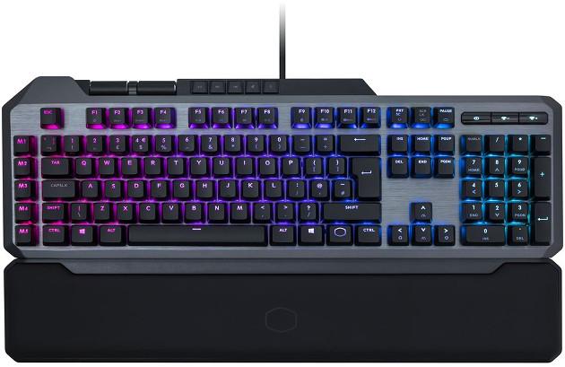 Cooler Master MasterKeys MK850 klawiatura wygląd