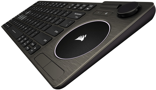 Corsair K83 Wireless joystick