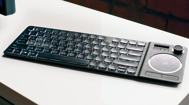 Corsair K83 Wireless wygląd
