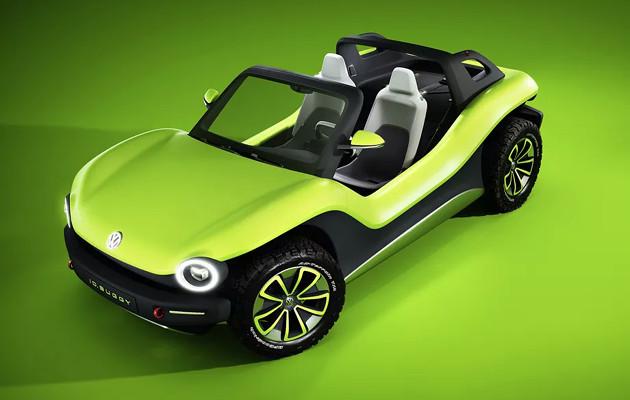 Volkswagen I.D. Buggy przód
