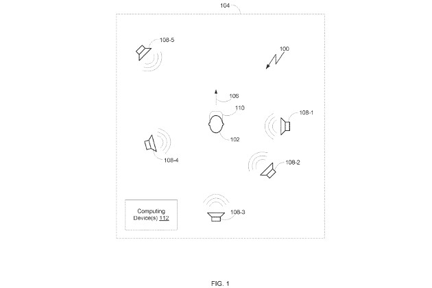 głośnik patent