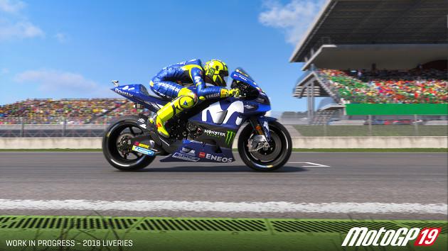MotoGP 19 screen 2