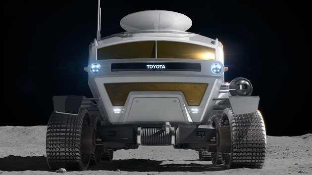 Pressurized Rover Toyota