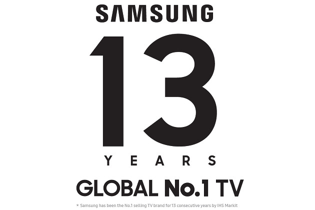 Samsung TV 13