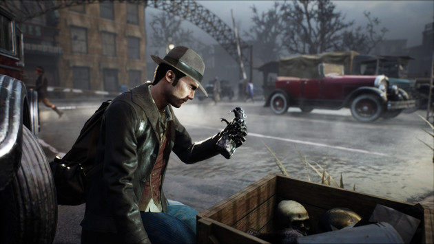 The Sinking City screen 2