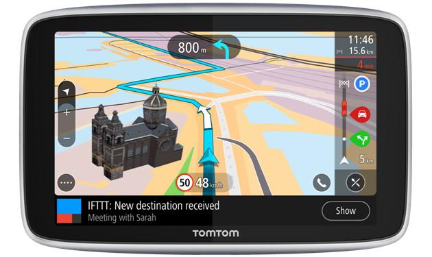 TomTom GO Premium wygląd