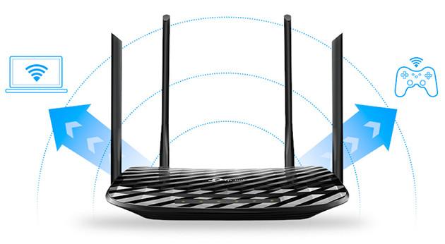 TP-Link Archer C6 router