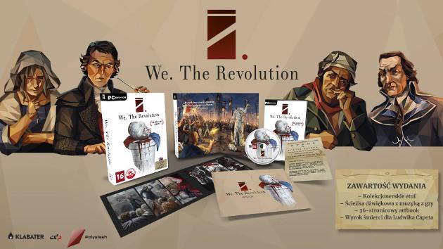 We. The Revolution pudełko