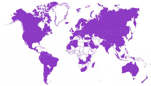 XOXO WiFi mapa