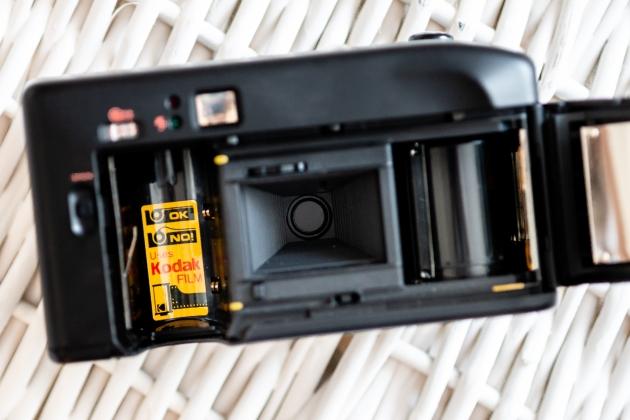 Kodak 835AF tył