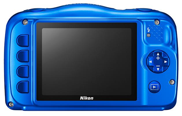Nikon W150 tył