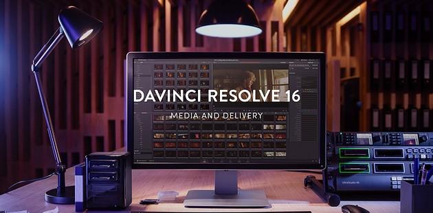 Da Vinci Resolve 16