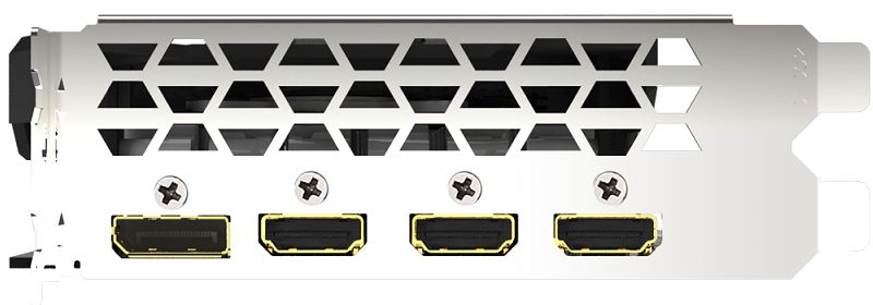 Gigabyte GeForce GTX 1650 WindForce OC 4G