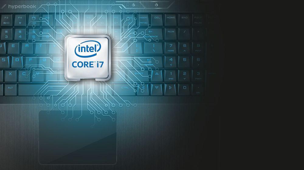 Hyperbook - Intel Core i7