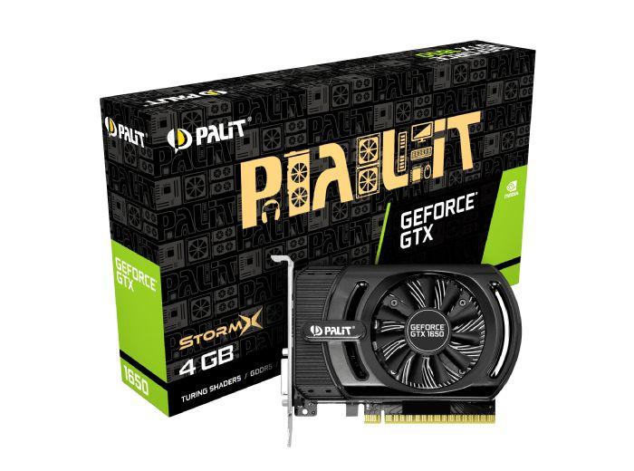 Palit GeForce GTX 1650 StormX