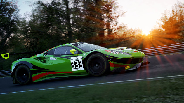 Assetto Corsa Competizione screen 1