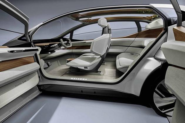Audi AI:me drzwi