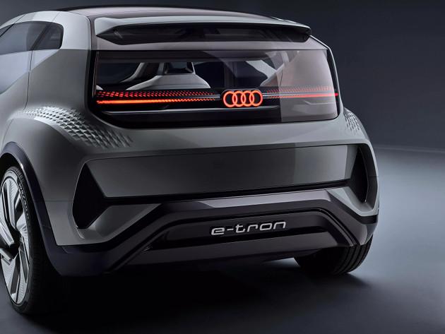 Audi AI:me tył