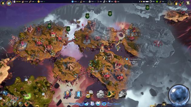 Driftland: The Magic Revival screen 2