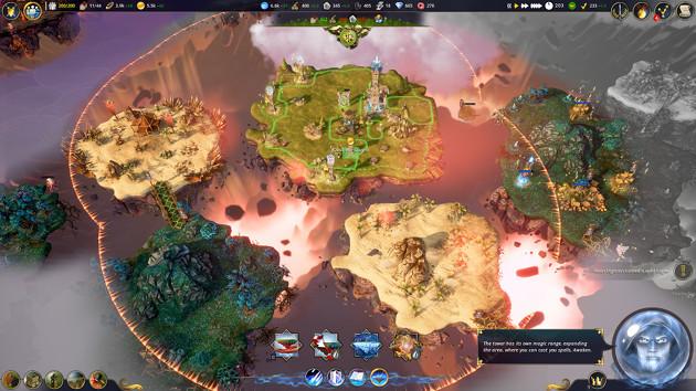 Driftland: The Magic Revival screen 3