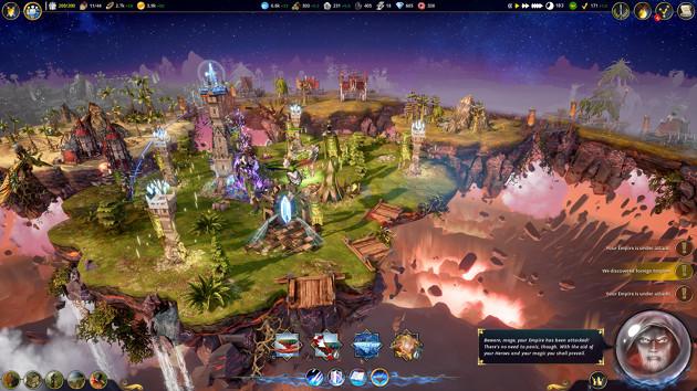 Driftland: The Magic Revival screen 4