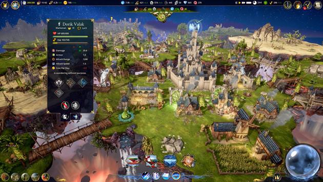 Driftland: The Magic Revival screen 5