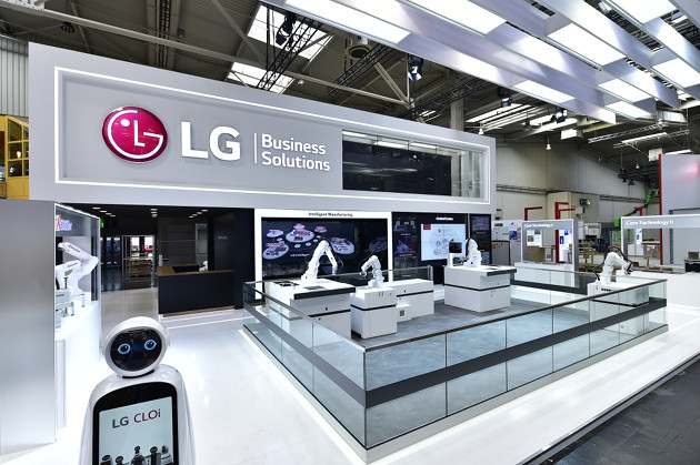 LG Hannover Messe 1