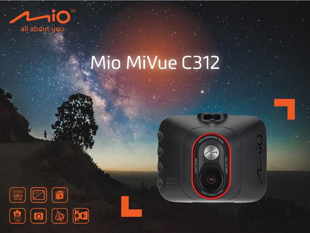 Mio MiVue C312