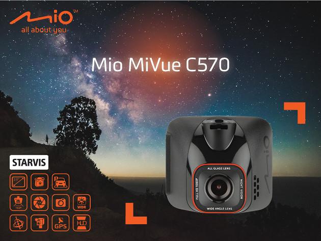 Mio MiVue C570