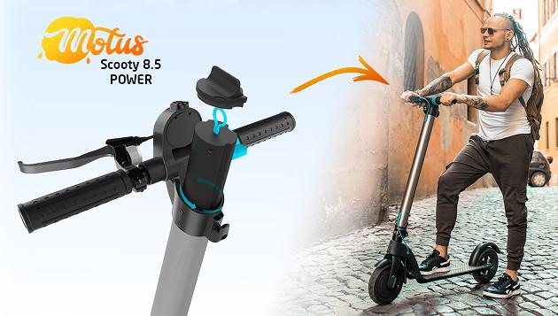 Motus Scooty 8.5 Power akumulator
