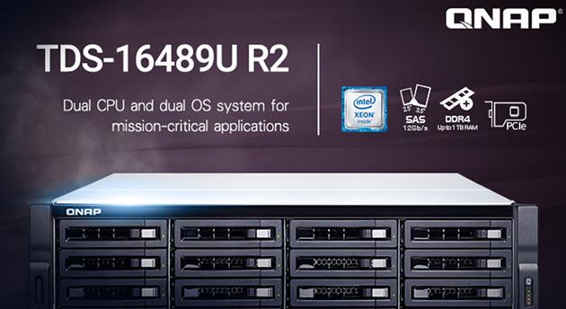 QNAP TDS-16489U R2 info