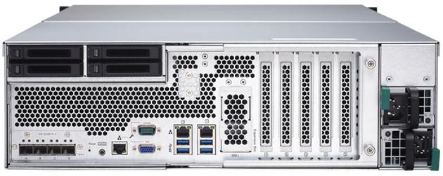 QNAP TDS-16489U R2 tył