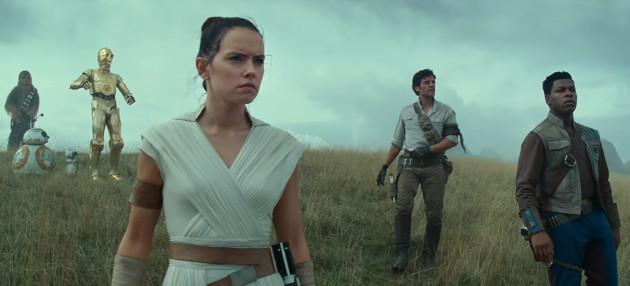 Star Wars 9 screen