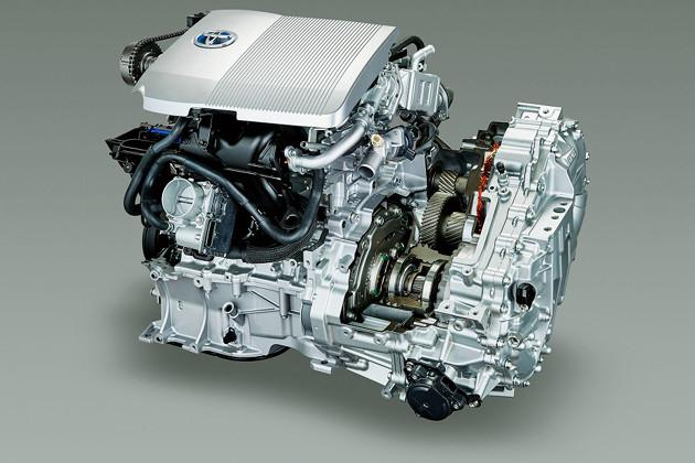Toyota silnik