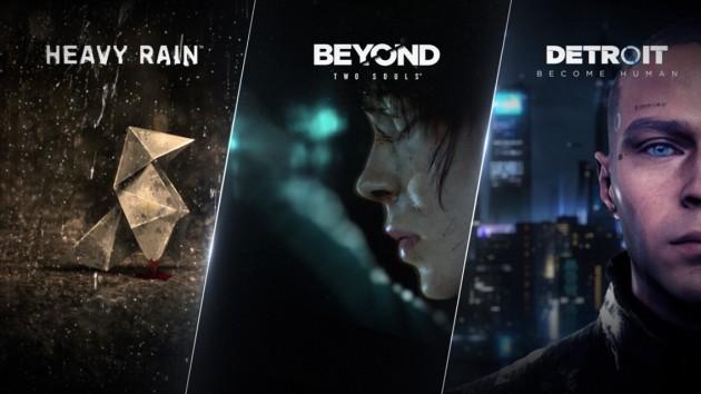 Quantic Dream w Epic Games Store