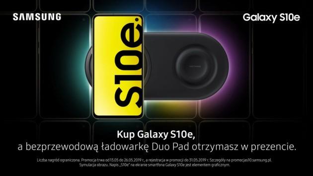 Samsung Galaxy S10e promocja