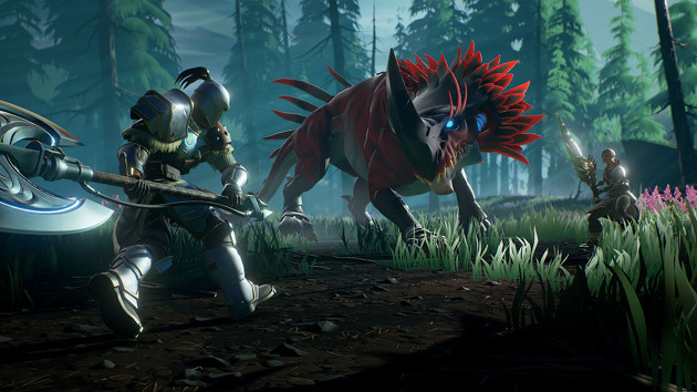 Dauntless screen 1