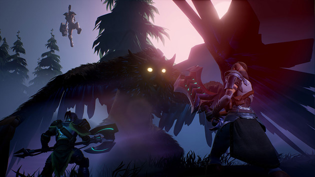 Dauntless screen 2