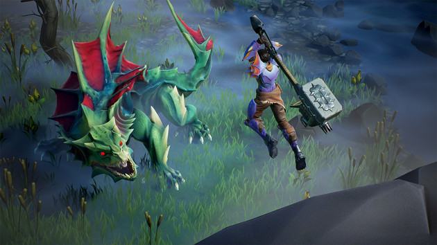 Dauntless screen 3