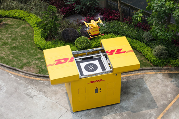DHL dron