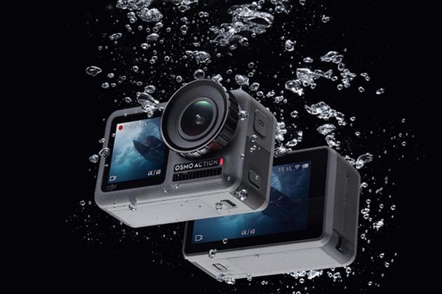 DJI Osmo Action Camera woda
