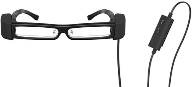 Epson Moverio BT-30C okulary